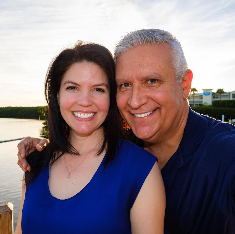 Jim and Sally Newton